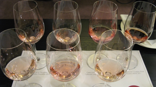 A Select Tasting of Fine Rosés