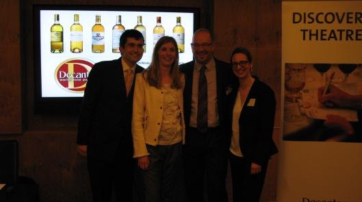 Award Winning Wines Hosts